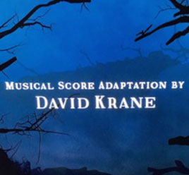 David Krane Into the Woods credit