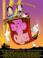 The Road to Qatar Poster