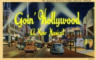 GOIN HOLLYWOOD first reading Music by David Krane, Book & Lyrics by Stephen Cole