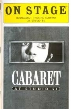 CABARET at Studio 54 Starring Alan Cumming & MIchelle Williams