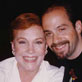 With the legendary Julie Andrews during <em>Victor Victoria</em>